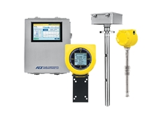 FCI's ST102A and MT100 multipoint air/gas flow meters