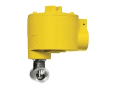 New flow switch for relief valve leak monitoring in gas facilities