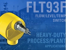 New switch for continuous flow verification in demanding processes