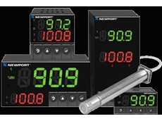 Newport iTH series meters and controllers available from AMS