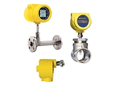 FCI's ST75 Series and ST100L air/gas flow meters and FLT93L flow switch