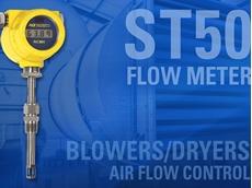 FCI's ST50 mass flow meter