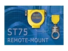 Remote mountable thermal mass flow meter from AMS Instrumentation and Calibration