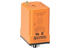 SLA series three-phase monitoring relay