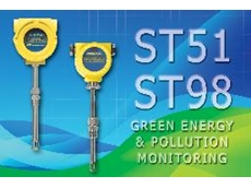 ST Series Mass Flow Meters combine accuracy, long-life & economy in green energy & pollution monitoring