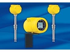 ST100 air/gas flow meters