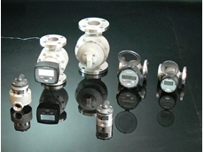 Trimec Small, Medium and Large Capacity Oval Gear Flowmeters available from AMS