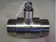 the PT Turbopulse turbine flowmeter