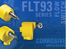 FCI's FLT93 stainless steel switch