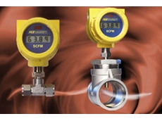 ST75 thermal mass flow meters