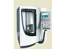 DMG has developed the Ultrasonic 10 milling machine for denture chip removal in small dental laboratories