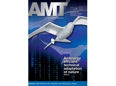 AMT March 2012 magazine edition