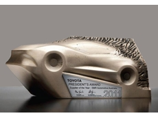 Toyota President's Award for Supplier of the Year