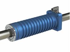 LinX linear motor
