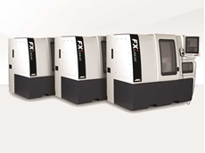 ANCA's FX Linear CNC tool grinders