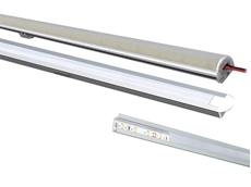 Vibe's LED customisable strip enclosures