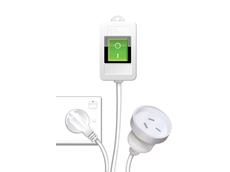 Ecoswitch energy saving switch from ANL Lighting Australia