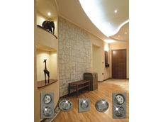 VIBE LED downlights will add extra flair to a building project