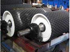 Taurus conveyor pulleys