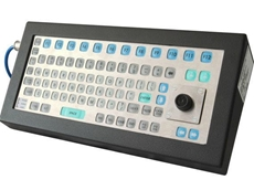 KBIM2-IS intrinsically safe industrial keyboard