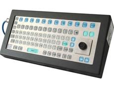 KBIM2-IS intrinsically safe industrial keyboard
