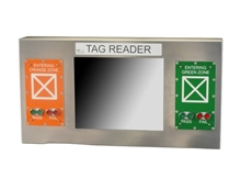 Rugged tagging systems on stands at AIMEX