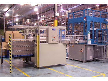 Automatic Palletiser