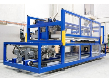 Automatic Machining Centre for sheets