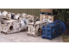 APMS rebuilds industrial gearmotors for mineral sand conveyors