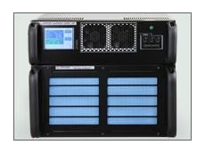 Solid State Broadband High Power Amplifier System