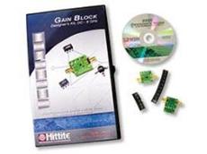 Hittite's new digital attenuator designer's kit.