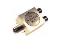 Micro-miniature range of coaxial switch