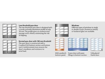 Door Panel Options