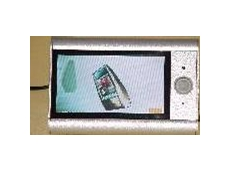 SP-AD70TB digital video player