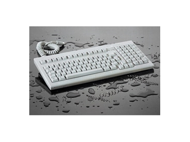 Industrial Keyboards have an IP65 protection rating against dust and water
