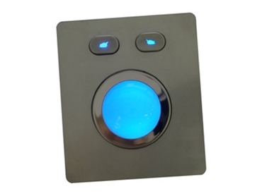 Vandalproof Trackballs are ideal for harsh industrial environments