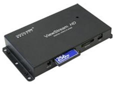 Viewstream HD digital media player