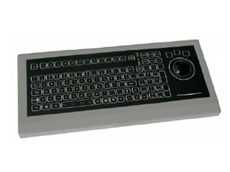 Night vision series keyboard and trackball