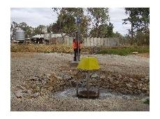 FloTrol meter emplacement