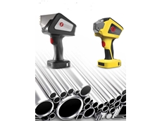 The SciAps handheld (Z-series) LIBS and XRF (X-series)