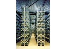Metalsistem Super 1-2-3 shelving systems