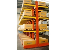 Unicant Cantilever racking solutions from Abax Industrial