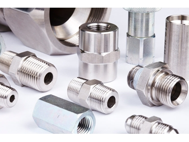 Choose from over 316 different types of  stainless steel hose fittings and adaptors