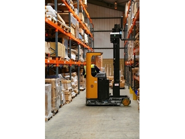 High Reach Forklift Training Courses