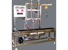 Accupak liquid filling system