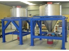 Bulk bag filling stations from Bud-Pak