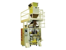 ESSE GI F1200 vertical form fill seal machines can fil and seal large capacity bags