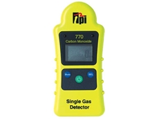 TPI 770 carbon monoxide monitors have a response time of 90% of reading within 60 seconds