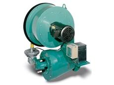 ImmersoJet industrial gas burners from Accutherm International