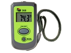 TPI 368 close focus digital thermometer